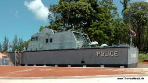 Marineboot 813