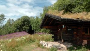 Frankreich 2015 Hütte