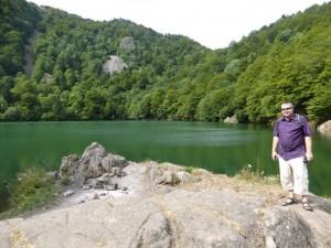 Frankreich 2015 Lac des Perches Thomas