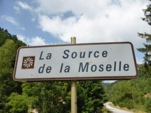 Frankreich 2015 Moselquelle