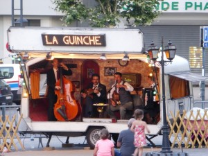 Frankreich 2015 Romans-sur-isere