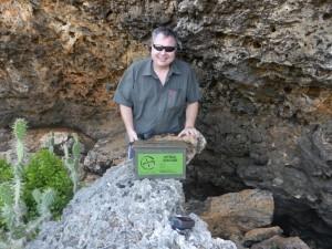 Geocaching Abenteuer auf Curacao