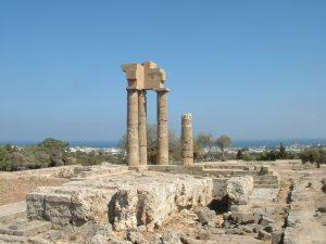 Rhodos Akropolis