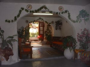 Rhodos Haus Tür1