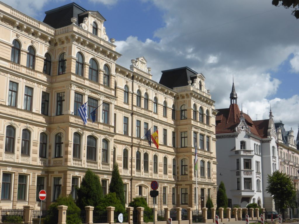 Jugendstil Haus Riga