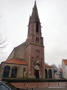 Kirche im Stadtzentrum Quakenbrück
