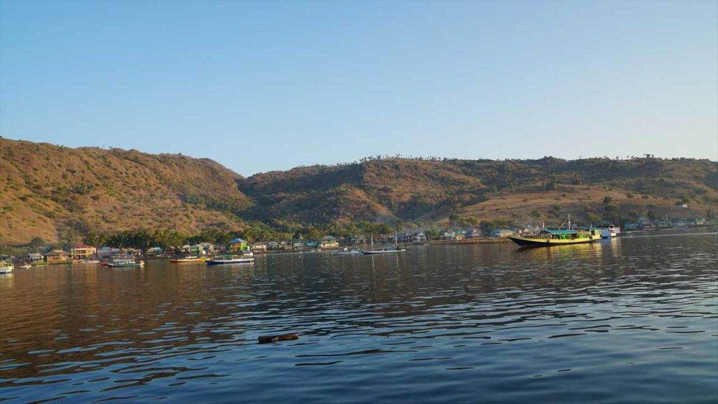Komodo Nationalpark Traditional Village