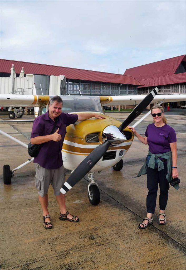 Rundflug Palau