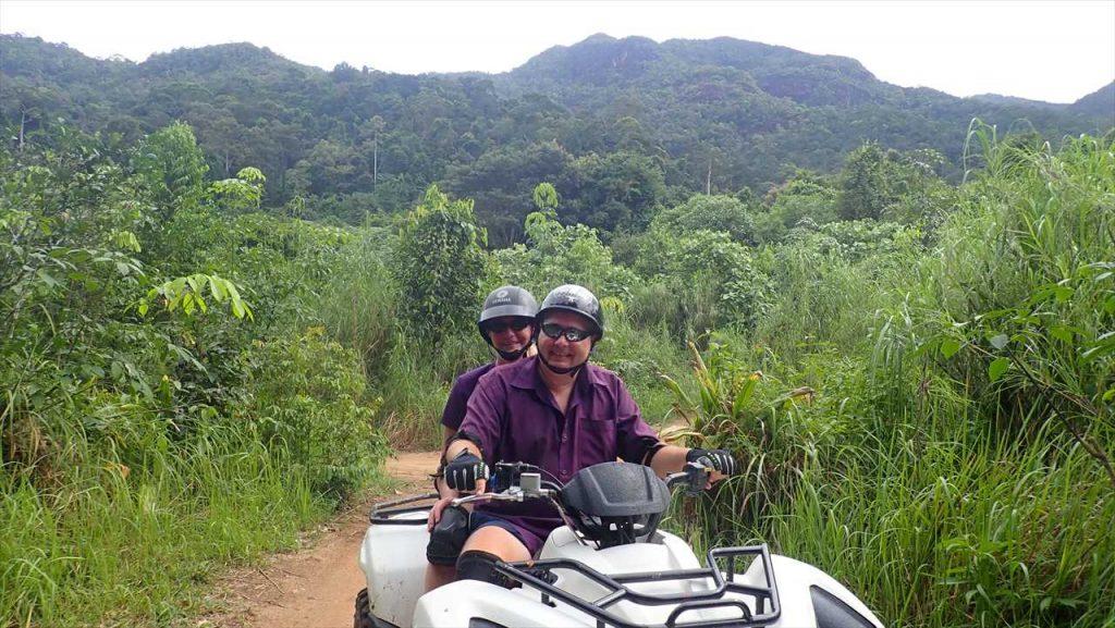 ATV Koh Chang