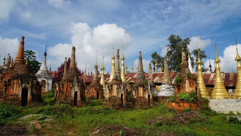 Shwe Inn Tain Pagode