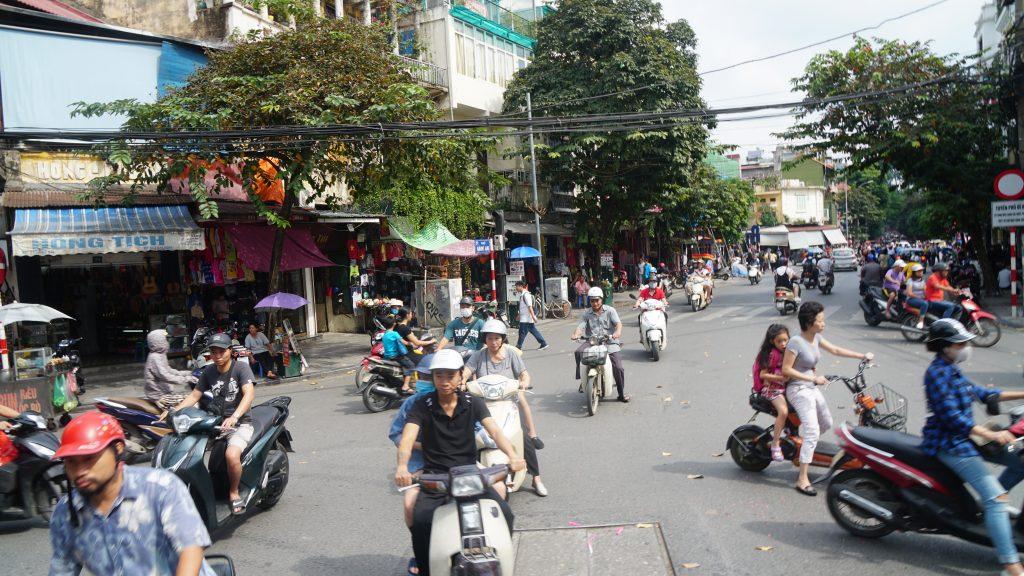 Hanoi Szenen
