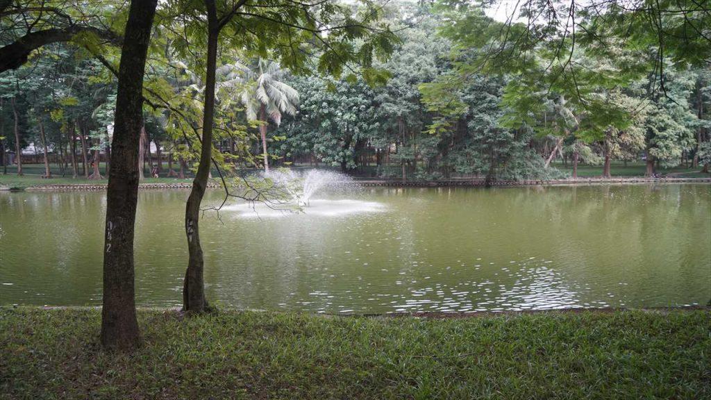 Hanoi Botanical Garden