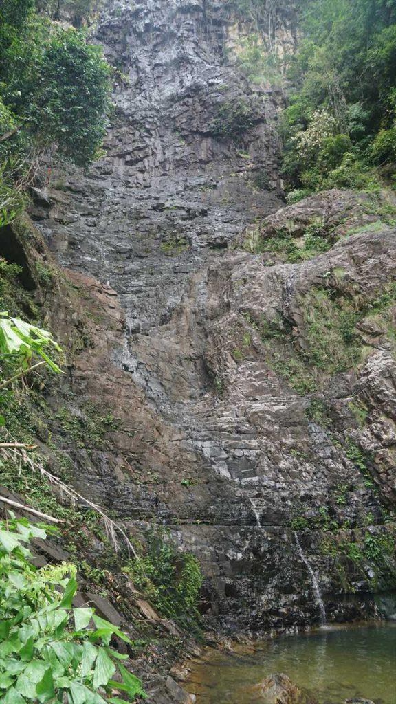 Wasserfölle auf Langkawi