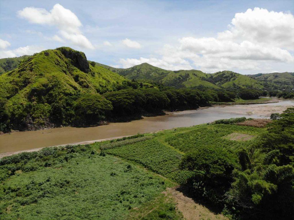 Drohnen auf Fiji