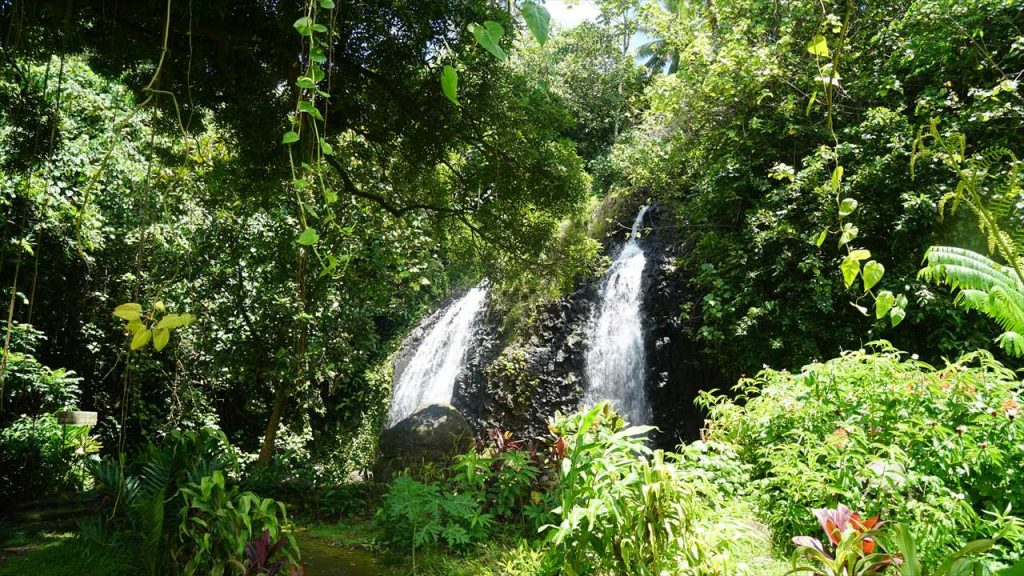Faaone Wasserfälle