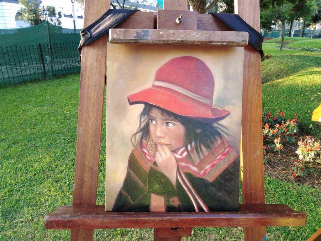 Kunst in Miraflores
