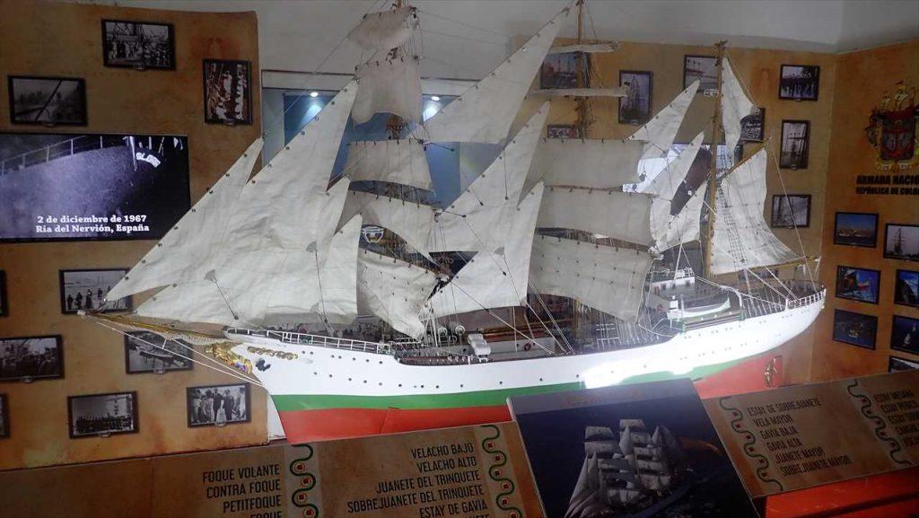 Museo Naval Schulschiff