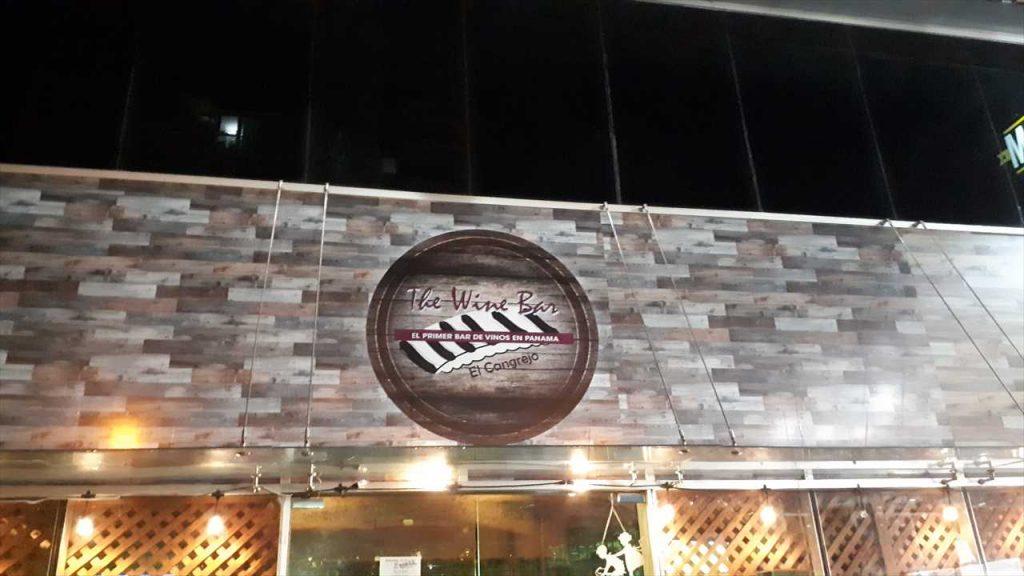 Wine Bar Panama