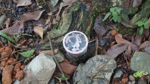 Geocaches an Wasserfällen