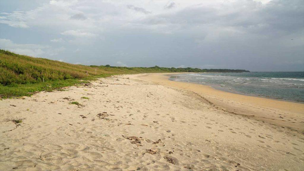 Geocaching Strandwanderung