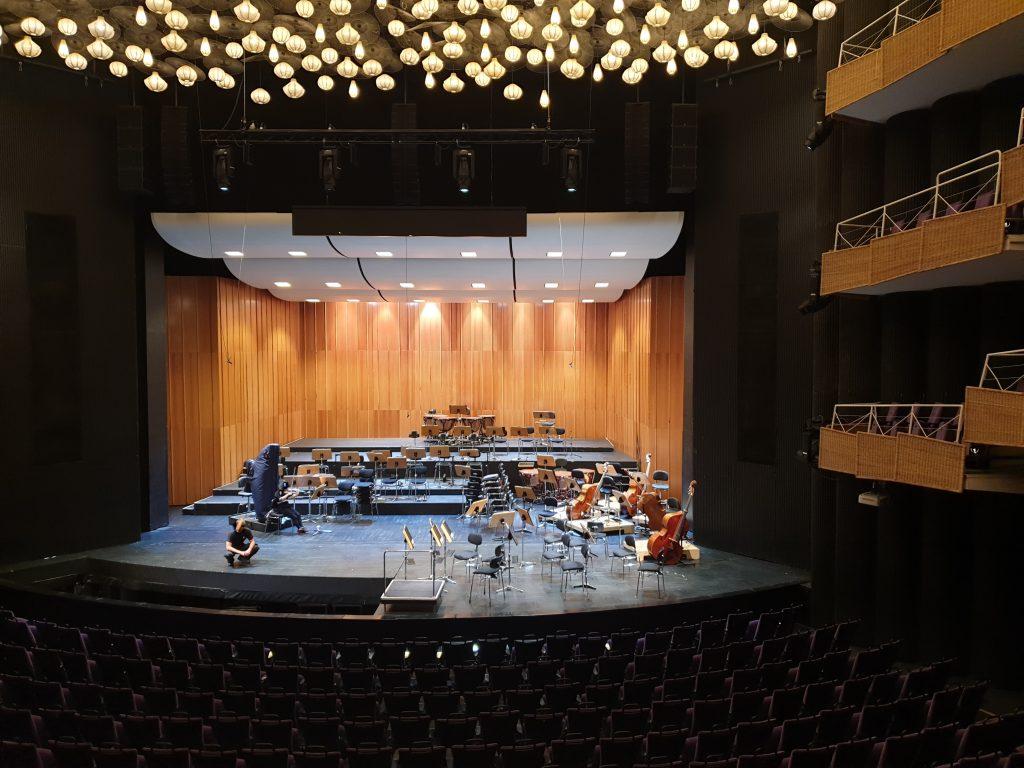 Theaterführung Münster