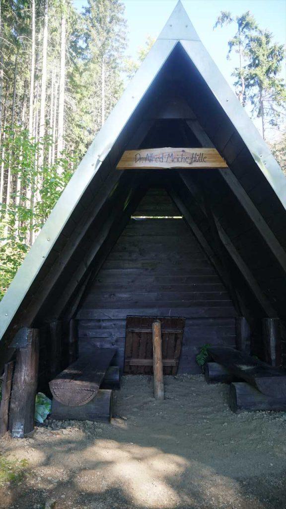 Meiche Hütte