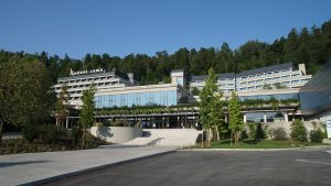 Slowenien Hotel Postojna Jama